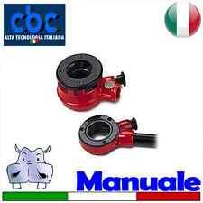 Filettatrice Filiera manuale FM-ECO – 6 Testine (1/2″-3/4″-1″-1″1/4-1″1/2-2″)...