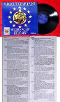 LP Vico Torriani: Weihnacht in Europa (Philips Freundin 111 552 PY) D 1966