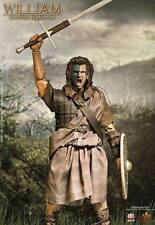 William Wallace Scotish Highlander Braveheart 1:6 MIB