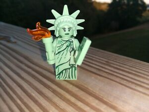 NEW LEGO Collectible Minifigures Series 6 8827 Statue of Liberty Sealed Rare!