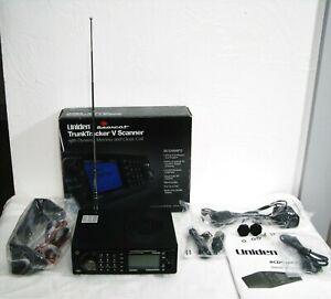 Uniden Bearcat BCD996P2 Digital Mobile TrunkTracker V Scanner - NEW and TESTED