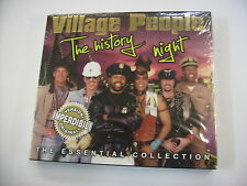 VILLAGE PEOPLE - THE HISTORY NIGHT - CD SIGILLATO 2005