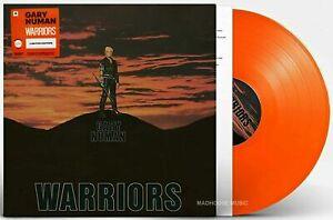 Gary Numan - Warriors - Limited Edition Orange Vinyl LP *NEW & SEALED*