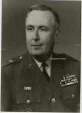 Orig. Photo US-Le général de brigade Leo D. Kinnard Vietnam 70