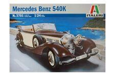 ITALERI 3701 1/24 Mercedes-Benz 540 K
