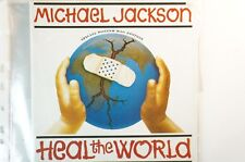 Michael Jackson HEAL THE WORLD SPECIAL POSTER BAG EDITION b4371