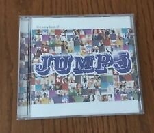 "JUMP 5 ""THE VERY BEST OF..."" RARE ORIGINAL 2005 USA CD ALBUM"