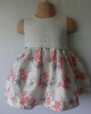 Matalan age 6/9 months pretty summer dress, hardly worn