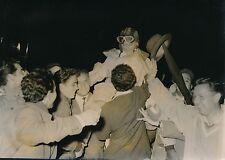 Film L'Odyssée de LINDBERGH c.1955 - Tournage James Stewart Acteur - PR 917