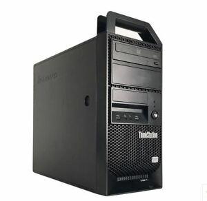 Lenovo E31 Workstation Tower Intel Xeon E3-1245 V2 3.4GHz / 12GB RAM / SSD