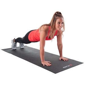 Pure2Improve Yoga Mat Home Workout Gym Fitness Exercise Pilates Non Slip