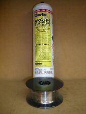 Argon 110 litre Welding Gas & 0.8mm x 0.7kg Stainless Steel Mig Wire