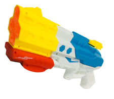 4 Nozzle Water Squirter Blaster Gun Toy Pool Fight Game for Kid Family Party