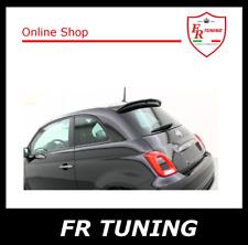 ALETTONE FIAT 500 REPLICA SPORT SPOILER ABARTH LOOK