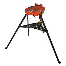 Reconditioned Ridgid 460 6 Portable Tristand Chain Vise Stand 36273