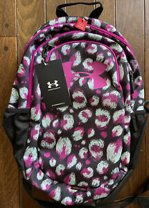Under Armour 1342652 Scrimmage 2.0 UA Storm Pink Backpack