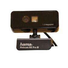 Hama Webcam MX PRO III Notebook PC 1,3 Megapixel Laptop Neu USB 2.00 Web Kamera