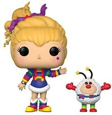 Rainbow Brite- Rainbow Brite And Twink - Funko Pop! Animation: (Toy New)