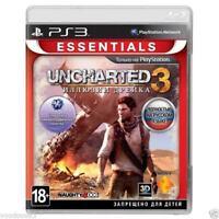 UNCHARTED 3 (PS3) Rus,Eng,German,Italian,French,Spanish,Portuguese,Dutch,Polish