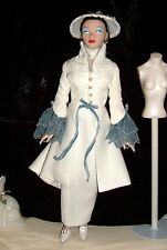 "SALE!!XRARE-TONNER BEAUTIFUL MARY POPPINS""HIGH TEA""COMPLETE ENSEMBLE-EXCELLENT"