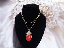 Halsketten aus Edelsteinen mit Jade-Hauptstein für besondere Anlässe