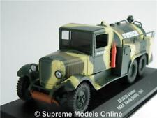 BZ 35/ZIS 6 TANKER MODEL TRUCK LORRY 1:43 SCALE RKKA KARELIA USSR 1944 ARMY K8Q