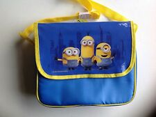 Minions Movie Messenger style lunchbag