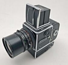 Hasselblad 553ELX chrome motor driven version of the 503CX medium format camera