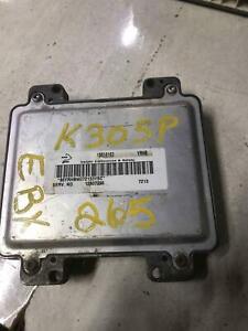 2008 GMC ENVOY ENGINE CONTROL MODULE # 12618163  YRHB 12607096