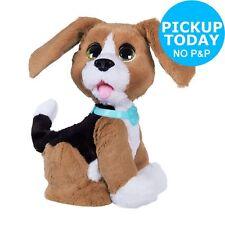 Hasbro FurReal Chatty Charlie The Barkin Beagle Interactive Puppy Dog Ages 4