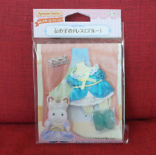 Sylvanian Families BLUE DRESS FOR GIRLS Epoch Calico Critters