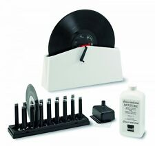KNOSTI DISCO ANTISTAT MKII RECORD VINYL CLEANING SYSTEM | FREE MCRU STYLUS PUTTY
