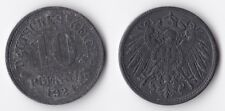 1921 Germany 10 pfennig coin