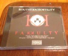 "FAKKULTY ""SOUTHERN HOSTILITY """