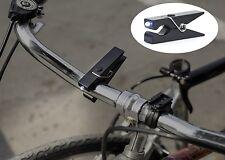 Kikkerland Black Clothespin Clothes Peg Bike LED Light Clip On Bicycle Headlight