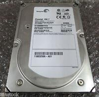 Seagate Cheetah ST3300007FCV 300GB 10K Rpm FC Hard Drive 9X1007-131 No Caddy