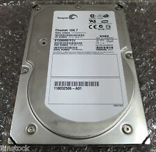 Seagate Cheetah ST3300007FCV 300GB 10K Rpm FC Hard Drive 9X1007-131 No Caddy