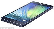 "Samsung Galaxy A7 Duos SM-A700H Black (FACTORY UNLOCKED) 5.5"" , 13MP ,16GB"