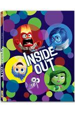 Inside Out .Blu-ray Steelbook 2D + 3D Combo Full Slip Type B