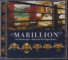 MARILLION The Positive Light - Tales From The Engine Room CD 4011222231666