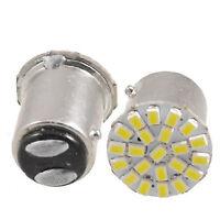 Bianco 3020 SMD 22 LED T25 BAY15D 1157 P21/5W frena coda lampada della luce HK