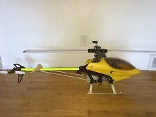 Nitro RC Helicopter Thunder Tiger Raptor 30