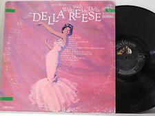 Della Reese LP Waltz With Me, Della   RCA VG+