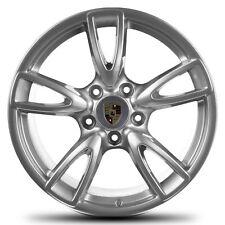 Original Porsche 18 Zoll 997 4 C4 4S Carrera Rad Felge 99736214300 11J ET51