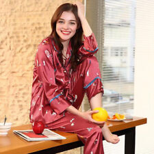 New Arrival Printed Loose Pajamas - Red