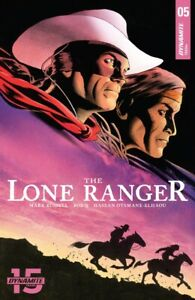 The Lone Ranger (2018) #5 VF/NM John Cassaday Cover Dynamite