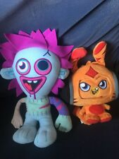Moshi Monsters Katsuma for use with Iphone or Ipod And Zommer Plush