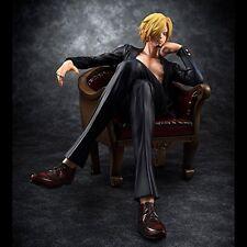 Megahouse One Piece Portraits Of Pirates S.O.C Sanji 1/8 Scale PVC Figure