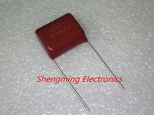 100pcs 474J 0.47uF CBB 630V 470nF Metallized Film Capacitor P=15MM