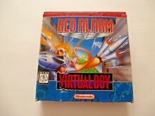Nintendo Virtual Boy Red Alarm Video Game 1995